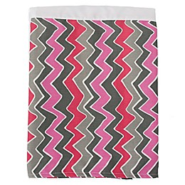 Glenna Jean Addison Zig Zag Stripe Bed Skirt
