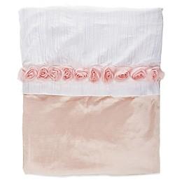 Glenna Jean Anastasia Duvet Cover in Pink/White