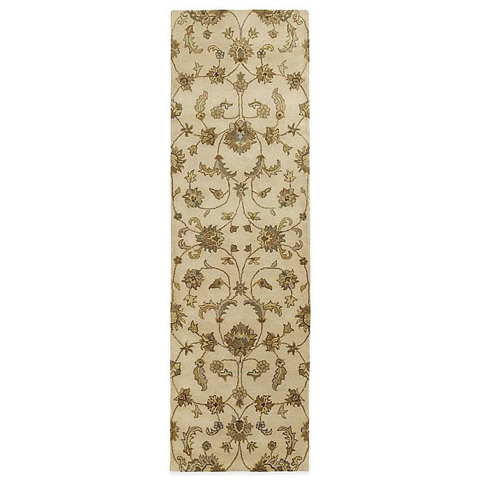 Alternate image 1 for Kaleen Mystic-Europa 2-Foot 3-Inch x 7-Foot 9-Inch Runner in Ivory