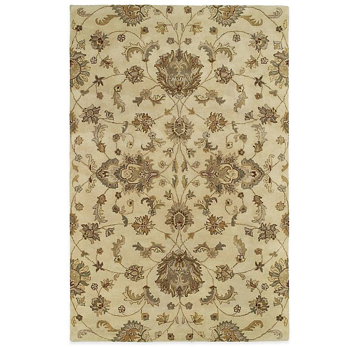 Alternate image 1 for Kaleen Mystic-Europa 3-Foot 6-Inch x 5-Foot 3-Inch Rug in Ivory