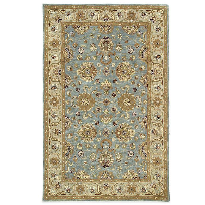 Alternate image 1 for Kaleen Mystic-Agean 5-Foot x 7-Foot 9-Inch Rug in Spa