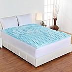 Authentic Comfort® 2-Inch Orhtopedic 5-Zone Foam Twin XL Mattress Topper