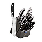 J.A. Henckels International Forged Synergy East Meets West 16-Piece Block Set