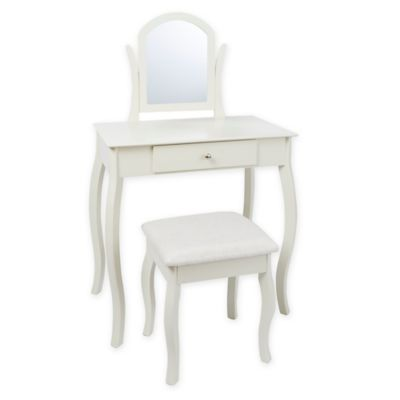 Traditional Vanity Set In Ivory Bed Bath And Beyond Canada