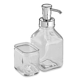 InterDesign® Cora Dish Soap Pump and Side Caddy