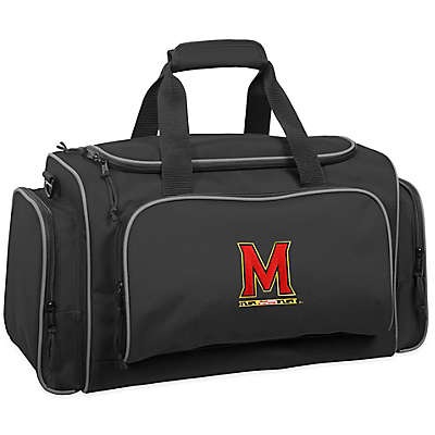 WallyBags® University of Maryland 21-Inch Duffle