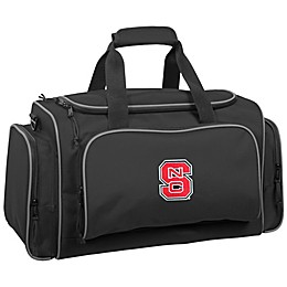 WallyBags® North Carolina State University 21-Inch Duffle
