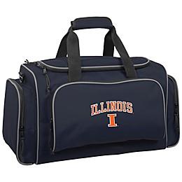 WallyBags® University of Illinois 21-Inch Duffle
