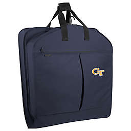 Georgia Tech 40-Inch Garment Bag with Pockets and Handles