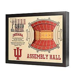 Indiana University Stadium Views Wall Art