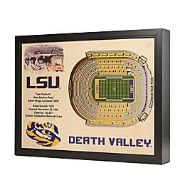 Louisiana State University Stadium Views Wall Art