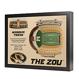 University of Missouri Stadium Views Wall Art