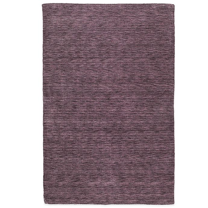 Alternate image 1 for Kaleen Renaissance 5-Foot x 7-Foot 6-Inch Rug in Aubergine