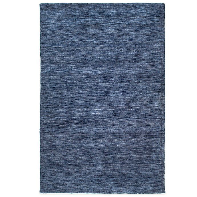 Alternate image 1 for Kaleen Renaissance 5-Foot x 7-Foot 6-Inch Rug in Blue
