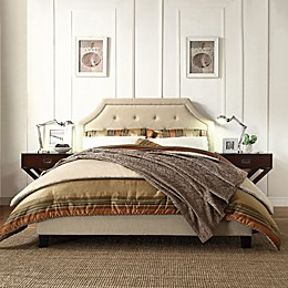 iNSPIRE Q® Ainslie Button Tufted Platform Bed