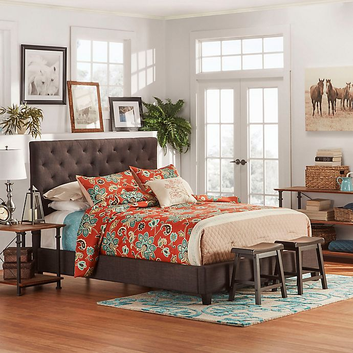Alternate image 1 for Verona Home Evelyn Tufted Bed