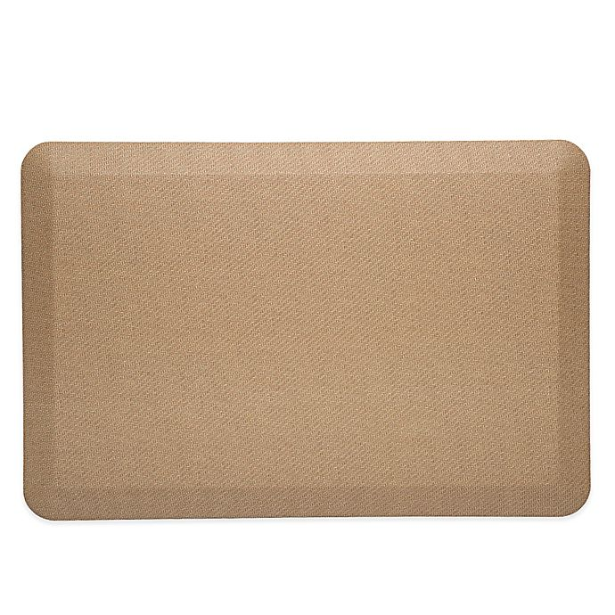 Alternate image 1 for Imprint® CumulusPRO™ 20-Inch x 30-Inch Anti-Fatigue Kitchen Mat in Natural