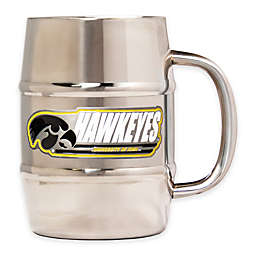 University of Iowa Barrel Mug