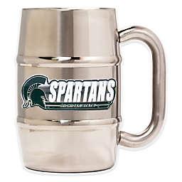 Michigan State University Barrel Mug