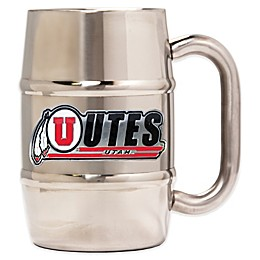 University of Utah Barrel Mug