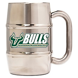 South Florida University Barrel Mug