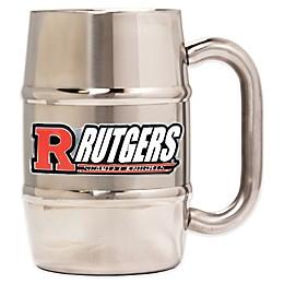 Rutgers University Barrel Mug