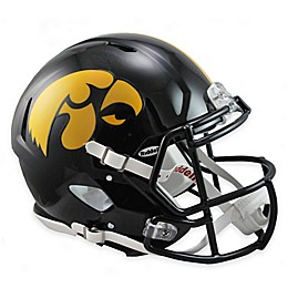Riddell® University of Iowa Authentic Revolution Speed Helmet