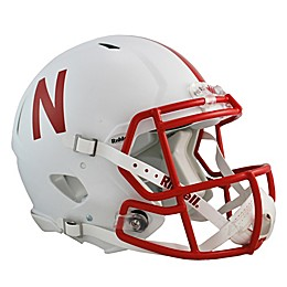 Riddell® University of Nebraska Authentic Revolution Speed Helmet