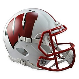 Riddell® University of Wisconsin Authentic Revolution Speed Helmet
