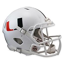 Riddell® University of Miami Authentic Revolution Speed Helmet
