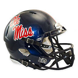 Riddell® University of Mississippi Authentic Revolution Speed Helmet