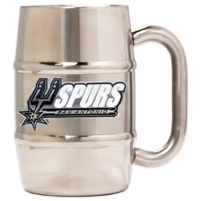 Nba San Antonio Spurs Barrel Mug Bed Bath Amp Beyond