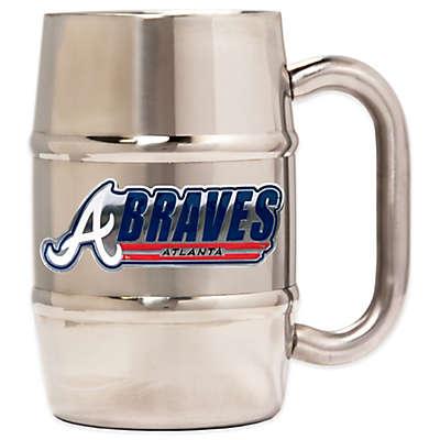 MLB Atlanta Braves Barrel Mug