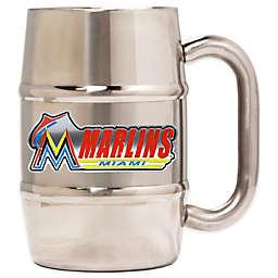 MLB Miami Marlins Barrel Mug
