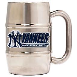 MLB New York Yankees Barrel Mug