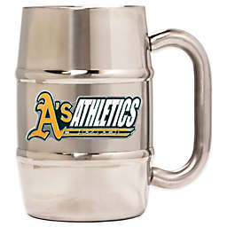 MLB Oakland Athletics Barrel Mug