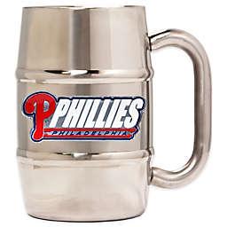 MLB Philadelphia Phillies Barrel Mug