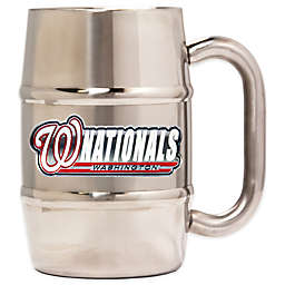 MLB Washington Nationals Barrel Mug