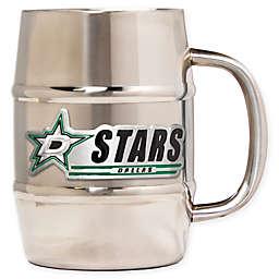 NHL Dallas Stars 16 oz. Stainless Steel Barrel Mug