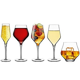 Luigi Bormioli Supremo SON.hyx Wine Glass Collection