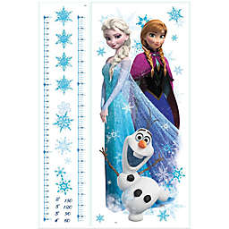 "Disney® ""Frozen"" Anna, Elsa, and Olaf Peel and Stick Giant Growth Chart"
