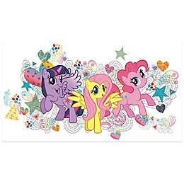 """""""My Little Pony®"""" Wall Graphix Peel and Stick Giant Wall Decals"""