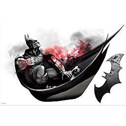 Batman Arkham City Darkness Giant Peel and Stick Wall Decals