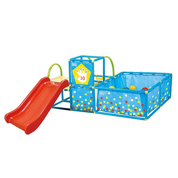 Alternate image 1 for Eezy Peezy Active Play 3-in-1 Gym Set