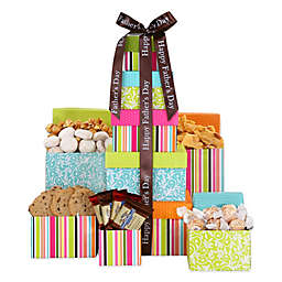 Alder Creek 5-Tier Father's Day Tower of Treats