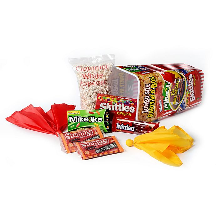 Alternate image 1 for Wabash Valley Farms™ Football Game Day Jumbo Party in a Box Gift Set