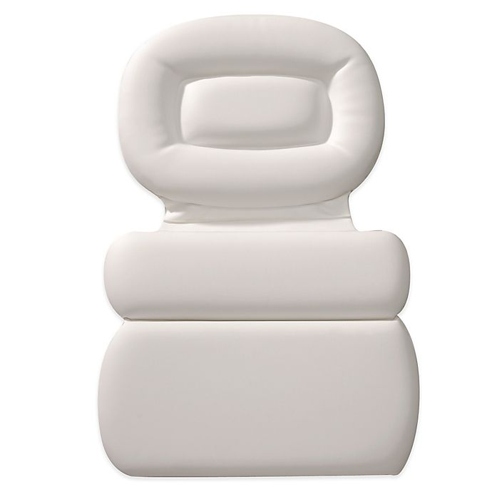 luxury spa bath pillow | bed bath and beyond canada