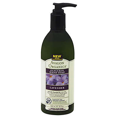 Avalon Organics® 12 oz. Glycerin Hand Soap in Lavender
