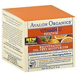 Avalon Organics® 2 oz. Vitamin C Rejuvenating Oil-Free Moisturizer
