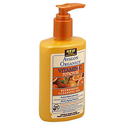 Avalon Organics® Vitamin C Renewal™ 8.5 oz. Refreshing Cleansing Gel